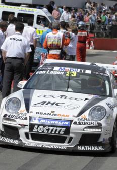Automovilismo: Supercopa Porsche
