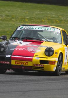 British Porsche Club Championship