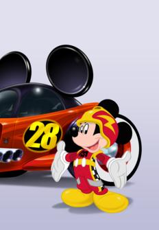 Mickey y los Súper Pilotos