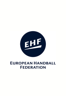 Magazine EHF
