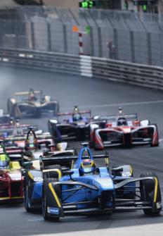 Formula E Street Racers