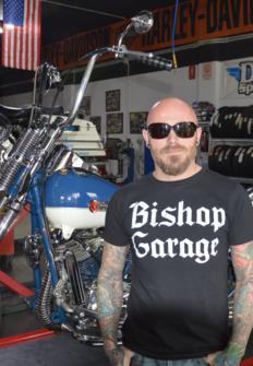Bishop Garage