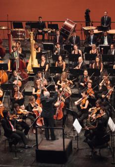 La Orquesta West-Eastern Divan en Marsella