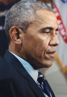 Obama, en primera persona