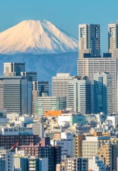 Tokio, renacer tras los cataclismos
