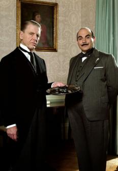 Agatha Christie: Poirot. Sangre en la piscina