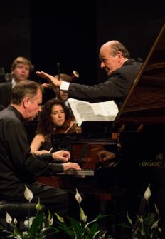 Takasc Nagy & Pletnev en el Festival de Verbier