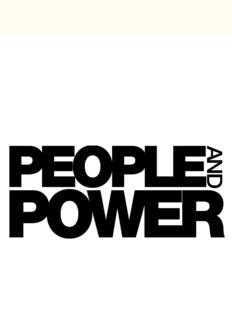 People & Power