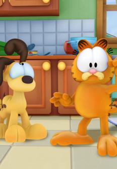 El show de Garfield