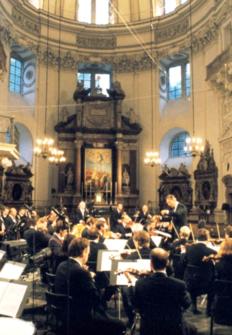 Concierto en Salzburgo en memoria de Herbert von Karajan