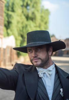 Hickok, el pistolero