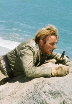 Comando en el desierto