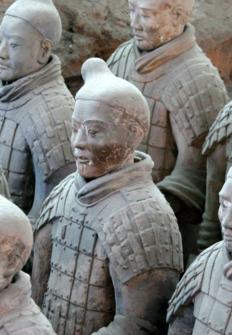 El primer emperador: Secretos de una tumba mortal