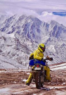 Diario de un nómada: Carreteras extremas