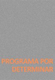 Programa por determinar