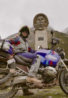 Diario de un nómada: Las huellas de Gengis Khan