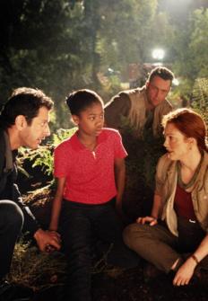 El mundo perdido. Jurassic Park 2