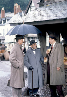 Agatha Christie: Poirot. Misterio en Cornualles