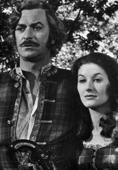David y Catriona
