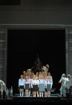 Jalil de Nazib Zhiganov au Théâtre d'Opéra et de ballet académique d'état Tatar, Kazan