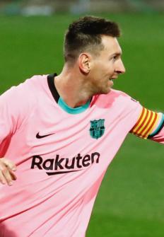 Messi, el coleccionista de goles