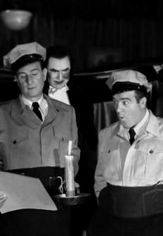 Abbott y Costello contra los fantasmas