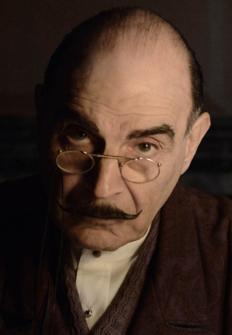 Agatha Christie: Poirot. Telón: El último caso de Hércules Poirot