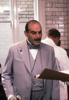 Agatha Christie: Poirot. El rey del trébol