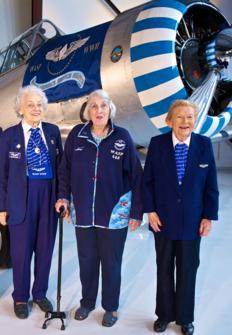 Mujeres piloto en la 2ª Guerra Mundial