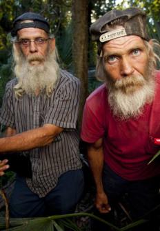 Los cazadores del pantano