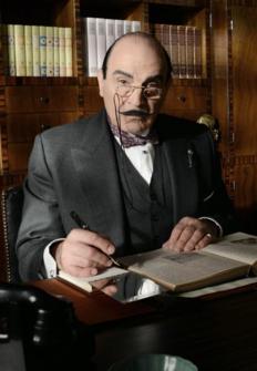 Agatha Christie: Poirot. Los elefantes pueden recordar