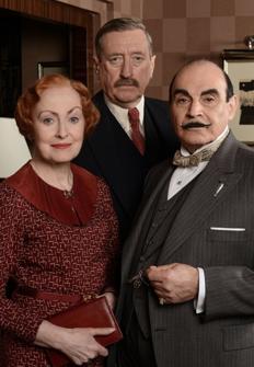 Agatha Christie: Poirot. Los cuatro grandes