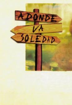 Adónde va Soledad