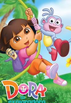 Dora La Exploradora Programación Tv