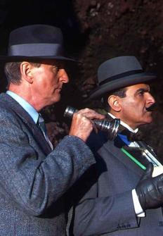 Agatha Christie: Poirot. Maldad bajo el sol