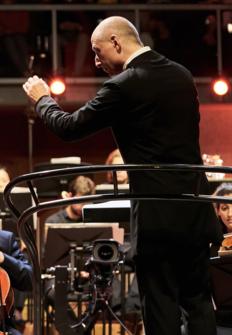 Paavo Järvi dirige l'Estonian Festival Orchestra