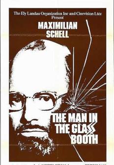 El hombre de la cabina de cristal