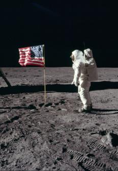 El día en que caminamos sobre la Luna