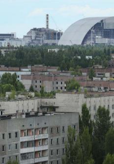 Chernóbil 30 años después