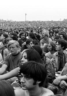 Woodstock: tres días que marcaron a una generación