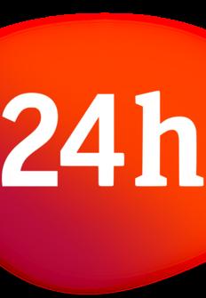 Secuencias en 24 horas