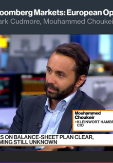 Bloomberg Markets: European Open