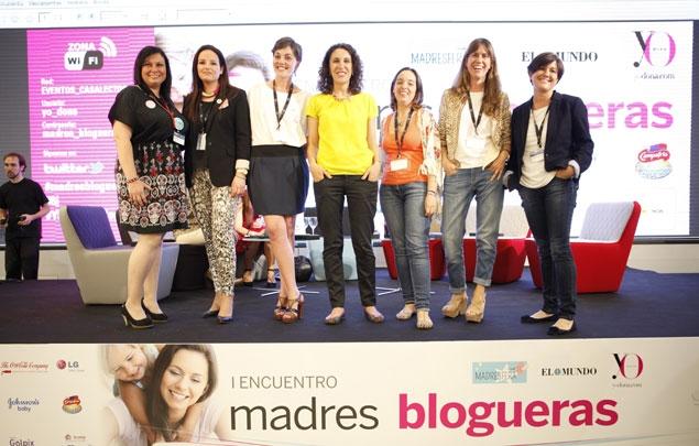 I encuentro de madres blogueras yodona madresfera (Vía yodona)