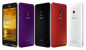 Asus Zenfone 5, en dos modelos