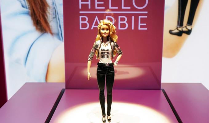 Barbie Hello mantendrá conversaciones