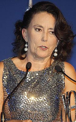 María del Pino. Foto: Alberto Cuéllar