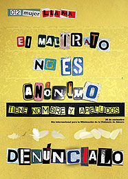 Foto de cartel