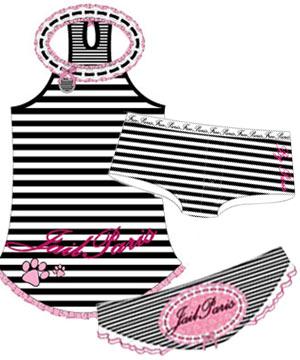 La colección de Mio Destino inspirada en Paris Hilton.