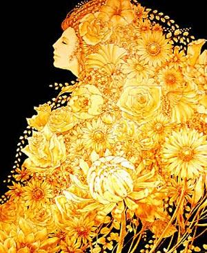 Ilustración de  Aya Kato.