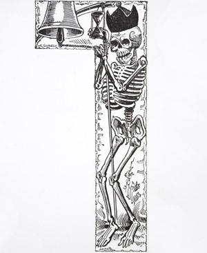 Ilustración de José Guadalupe Posada